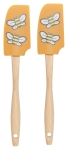 Honey Bees Mini Spatula Set of 2 from Now Designs