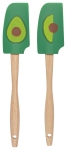 Avocados Design Mini Spatulas Set of 2 from Now Designs