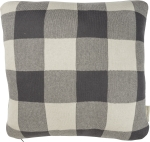 Woven Knit Cotton Buffalo Check Throw Pillow 16x16 from Primitives by Kathy