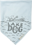 Small Lake Dog Bandana from Primitives by Kathy