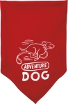 Small Adventure Dog Pet Bandana from Primitives by Kathy