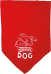 Laege Adventure Dog Rayon Pet Bandana from Primitives by Kathy