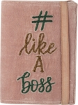 #likeAboss Luxe Velvet Passport Holder 4x6 from Primitives by Kathy