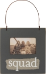 Girl Squad Mini Hanging Photo Picture Frame (Holds 3x2 Photo) from Primitives by Kathy