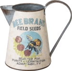 Bee Brand Field Seeds Watering Can from Primitives by Kathy