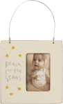 Reach For The Stars Decorative Mini Photo Picture Frame (Holds 3x2 Photo) from Primitives by Kathy