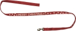 Merry Christmas Dog Leash 72 Inches from Primitives by Kathy