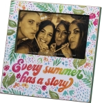 Every Summer Has A Story Decorative Plaque Photo Picture Frame (Holds 5x3 Photo) from Primitives by Kathy