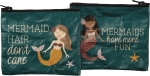 Mermaids Have More Fun Zipper Wallet Travel Pouch from Primitives by Kathy