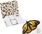 Monarch Butterfly Design Sticky Notes Set (480 Sticky Noted) from Primitives by Kathy
