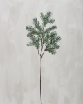 Decorative Artificial Glittered Pine Pick 32 Inch from Primitives by Kathy