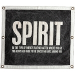Always Add Value To The Spaces & Lives Around You Canvas Wall Banner Sign 30x24 from Primitives by Kathy