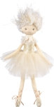 Ivory Color Ballerina Doll 17 Inch from Primitives by Kathy