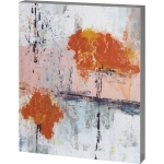 Abstract Tree Design Make It Happen Decorative Wall Art Décor 14x17 from Primitives by Kathy