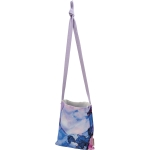 Watercolor Art Design Dreaming Small Cotton Tote Bag from Primitives by Kathy