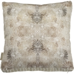 Double Sided Riley Starburst Design Decorative Cotton Throw Pillow 18x18 from Primitives by Kathy