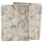 Dandelion Design Spiral Notebook (120 Page) from Primitives by Kathy
