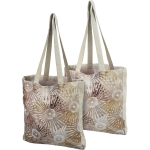 Artisinal Style Dandelion Design Daily Tote Bag from Primitives by Kathy