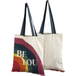 Rainbow Design Be You Cotton Tote Bag from Primitives by Kathy