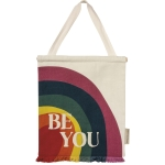 Rainbow Design Be You Decorative Hanging Wall Décor Sign from Primitives by Kathy