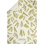 I Need Some Peas And Quiet Cotton Kitchen Dish Towel 18x28 from Primitives by Kathy