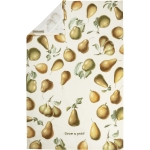 Grow A Pear Cotton Kitchen Dish Towel 18x28 from Primitives by Kathy