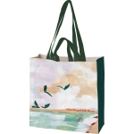 Seagull Beach Wild & Free Just Like The Sea Double Sided Market Tote Bag from Primitives by Kathy