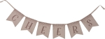 Celebratory Cheers Pennant Banner 51 Inch from Primitives by Kathy