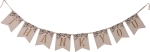 Celebratory Thank You Cotton Pennant Banner 72 Inch from Primitives by Kathy