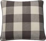 Buffalo Plaid Cotton Throw Pillow 16x16 from Primitives by Kathy