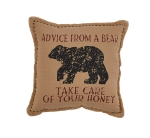 Advice From A Bear Take Care Of Your Honey Decorative 10